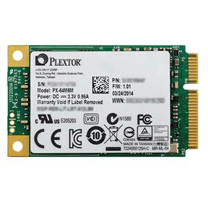 Plextor M6M Series 64GB NoteBook Hard Drive